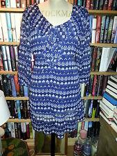 NEW John Rocha short chiffon dress + jersey slip, party, frilled 16 BNWT was £38