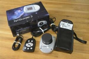 Skywatcher SynGuider 2 Stand Alone Autoguider Kit Astrophotography