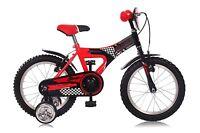 """Velo 16"""" enfant ROCKY Mx 4 à 7 ans 16 pouces stabilisateur roulettes NEUF bike"""