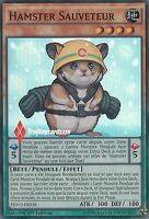 ♦Yu-Gi-Oh!♦ Hamster Sauveteur (Rescue) : PEVO-FR028 -VF/Super Rare-