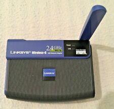 Linksys Cisco Wireless-G USB Network Adapter WUSB54G 2.4 GHz 802.11g