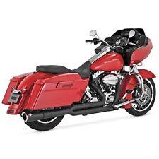 Scarichi Vance & Hines Pro Pipe nero (Harley Davidson Touring 2010-2016