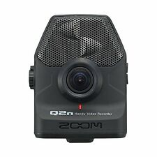 NEW ZOOM Q2n Handy HD Video Audio Recorder Built-In XY Mic Japan new .