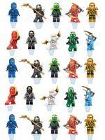 Lego Ninjago Kai Lloyd Cole Nya Eßbar Torten Muffin Aufleger Bild Party Deko neu
