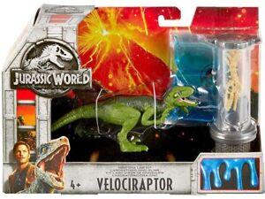 Jurassic World Fallen Kingdom Velociraptor Slime Dinosaur DNA Lab Kit