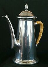Vintage Kings Quality Trinac pewter coffee pot