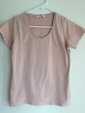 Noppies, Size 14 / 16 Ladies,  T-shirt, Top L Pink Classic Dutch Maternity