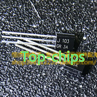 10pcs 2SJ103-BL ORIGINAL TOSHIBA Audio Amplifier J-FET 2SJ103 J103 TO-92