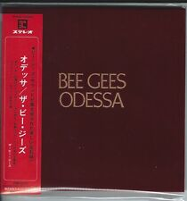 BEE GEES JAPAN MINI ODESSA CD.