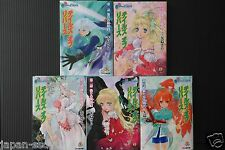 JAPAN novel: Tales of Rebirth 1~5 Complete Set