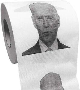 Novelty Biden and Pelosi Tissue Roll