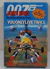 You Only Live Twice - James Bond 007 - Action Episode Game - Victory Games 1985