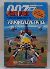 Si vive solo due volte-James Bond 007-azione EPISODIO Game-Giochi della Vittoria 1985