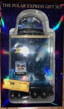 Polar Express DVD Gift Set w/ Brio Train + Snow-globe  NEW! Limited Edition 🎁