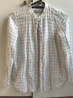 Camilla And Marc Linen Shirt Size 8