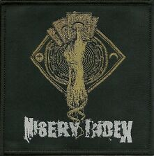 MISERY INDEX-THE KILLING GODS- WOVEN PATCH-grindcore