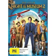 NIGHT AT THE MUSEUM 2-Robin Williams Ben Stiller-Region 4-New and Sealed
