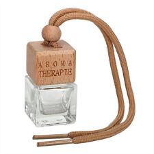 Bouteille pour Huiles Essentielles Parfum Désodorisant Auto Pendentif 2 couleus