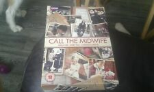 Call The Midwife - The Collection (DVD, 2013, 6-Disc Set, Box Set) REG 2