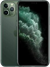 Apple iPhone 11 Pro - 256GB - Nachtgrün (Ohne Simlock) A2215 Gute Zustand