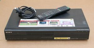 SONY RDR-HDC300 320GB HDD DVD Recorder 1080p HD Upscale Digital Tuner w/ Remote