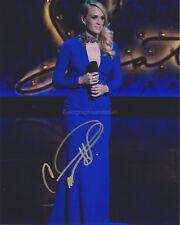 Carrie Underwood HAND SIGNED 8x10 Photo, Autograph, Storyteller, Blown Away (C)
