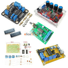 Icl8038 Dds Signal Generator Module Sine Square Triangle Wave Output Dc12v 25v