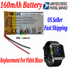 160mAh 0.59Wh Li-ion Battery Rechargeable For Fitbit Blaze Smart Fitness Watch