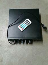 800W Bluetooth Endverstärker Stereo Audio Digital Auto Amplifier Verstärker FM
