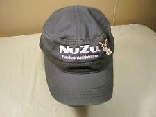 NUZU FEED MILITARY STYLE HAT PAINTER CAP ADJUSTABLE OTTO BRAND
