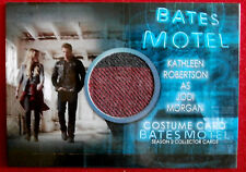 BATES MOTEL (Season Two) - KATHLEEN ROBERTSON as Jodi Morgan - Costume Card CKR1