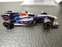 Majorette F1 Red Bull Racing Renault Mark Webber World Champ 2013, 1:64 Scale