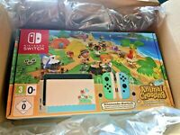 Nintendo Switch Animal Crossing Limited Edition Console New Horizon Special Edit