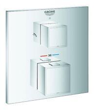 Grohe Thermostat-Brausebatterie Grohtherm Cube 24154000 verchromt, für SmartBox
