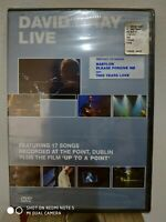 David Gray - Live at the Point, Dublin DVD NEW