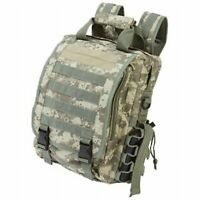 Military Tactical Backpack Assault Army Molle Hiking Camping Bug Out Bag Camo