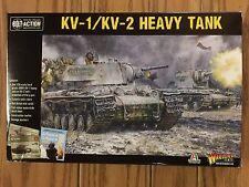 Bolt Action, 2nd Edition: Soviet KV-1/KV-2 Heavy Tank