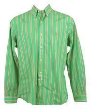 NEW Polo Ralph Lauren Colorful Striped Shirt!  Lavender, Yellow or Green