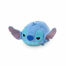 "Disney Store Authentic Tsum Tsum ANGRY STITCH mini New with Tags 3.5"" plush"