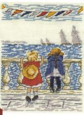 Le voile bateaux tous nos Yesterdays édition limitée Kit pour point de croix