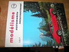 Revue Modelisme Modeles reduits automobiles n°58 Chars Polonais Fabriquer Pneus