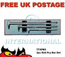 Teng herramientas ttxpb3 Roll Pry Bar Set 3pc