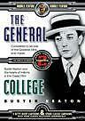 The General ,College Dvd,Buster Keaton