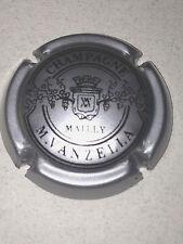 Capsule Champagne VANZELLA M. (12. argent et noir)