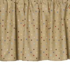 Circo Multi Color Dot Crib Skirt Dust Ruffle nursery bedding new