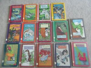 Lot of 14 Serendipity Books Stephen Cosgrove Robin James Vintage HC 1974-1983