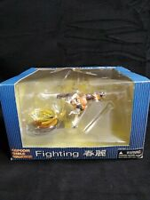 Capcom Street Fighter Chun Li With Orange Figure Anime Japanese