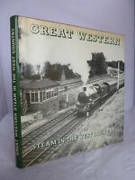 Great Western Steam in the West country Edited by '4588' HB DJ Illustrated 1976