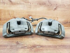 ✅ 07-13 OEM BMW 335 E9x Series Front Left Right Brake Calipers 328 UPGRADE