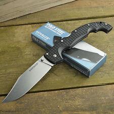 Cold Steel XL Voyager Clip Point Plain Edge CTS-BD1 Lockback Knife 29TXCC